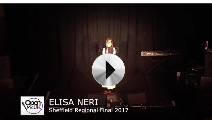 elisa neri sheffield angel by the wings sia